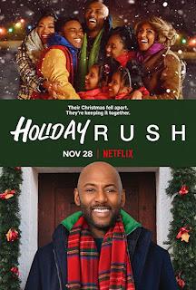 Holiday Rush 2019 Dual Audio 720p WEBRip