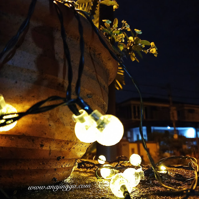 lampu solar taman