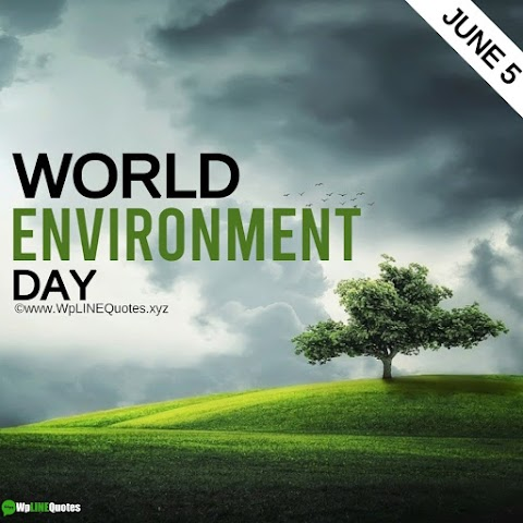 [Latest] World Environment Day 2020: Images, Pictures, Photos, Wallpaper