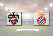 نتيجة مباراة اسبانيول وليفانتي بث مباشر 20-06-2020  الدوري الاسباني