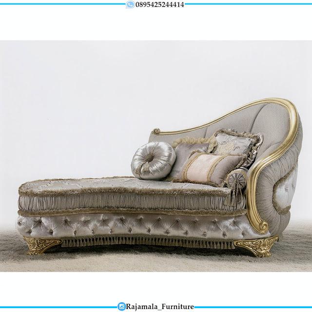 Sofa Santai Mewah, Sofa Malas Terbaru Luxury Classic Design Furniture Jepara RM-0537