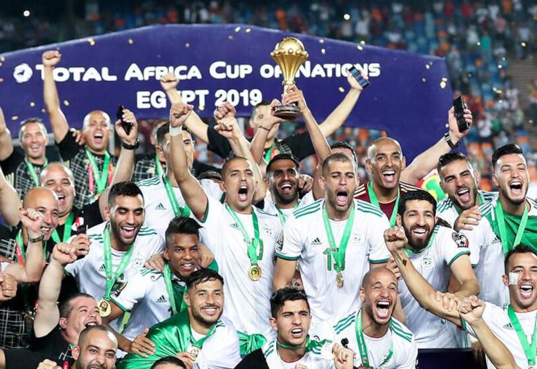 Países do Continente Africano: Argélia