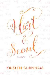 hart and seoul, seoul ya, young adult seoul, kristen burnham, kpop book, kdrama book, kpop love story
