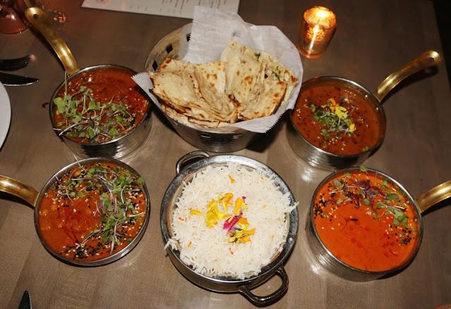 Veda - Dal, Tikka, Basmati, Chana Masala, Vindaloo