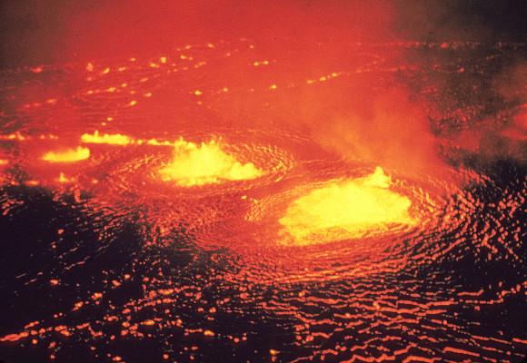 Lago-de-lava-Kilauea-Volcano