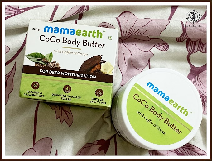 mamaearth CoCo Body Butter: Review, Swatch