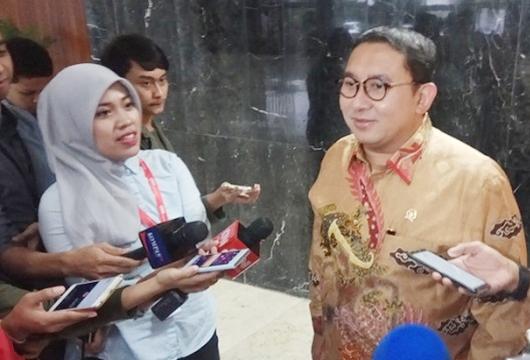 Fadli Zon Minta Rakyat Maklum Kinerja DPR Jeblok
