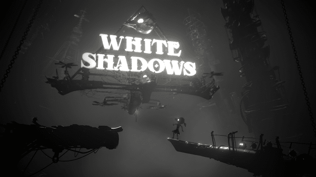 Headup Collaborates with Mixtvision and Monokel to Bring the Film Noir Platformer 'White Shadows' to Next-Gen and PC