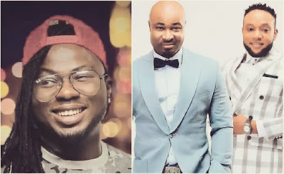 wp 1506550004461 - ENTERTAINMENT: Intellectual Theft: Producer, Dr. Amir Sues Harrysong & Kcee with N45m law suit