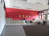 Interior Ruangan Kelas Taraf Internasional