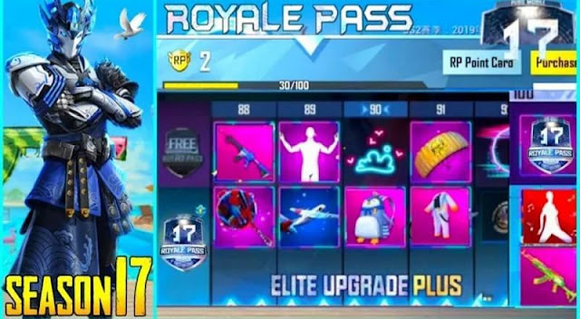 PUBG Mobile Sezon 17: Royale Pass ödülleri sızdırıldı!