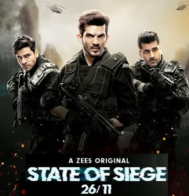 Watch and Download Stage of Siege 26/11: Zee5 Web Series
