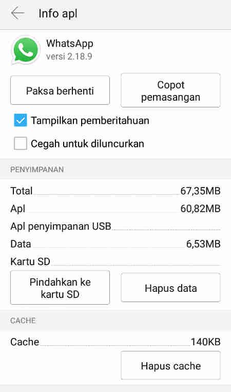 Cara Mengatasi Nama Kontak Whatsapp Tidak Muncul Permanen