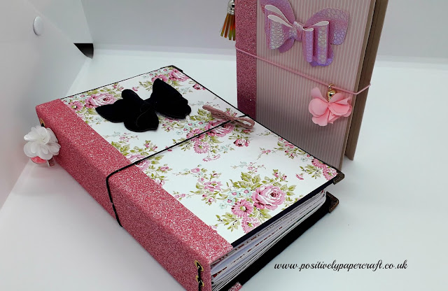 positivelypapercraft travellers notebook