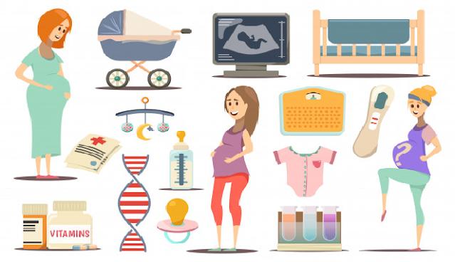 4 Vitamin untuk ibu hamil agar tidak lemas
