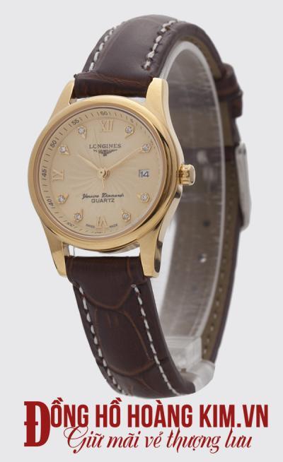 đồng hồ da nữ đẹp giá rẻ