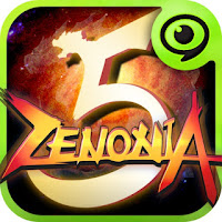 Screen shot of ZENONIA 5 game