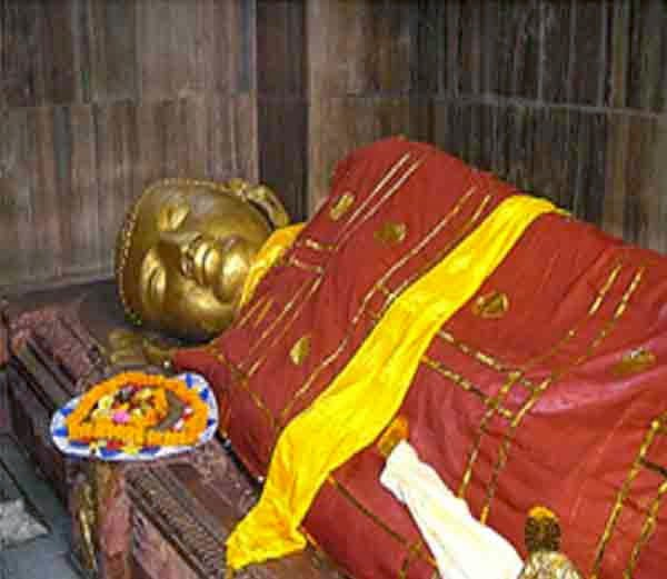 2. महापरिनिर्वाण मंदिर (Mahaparinirvana temple)- Hindi Story
