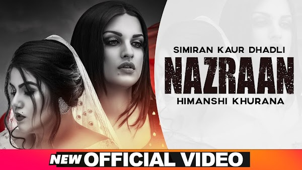 [Lyrics] Simiran Kaur Dhadli - Nazraan