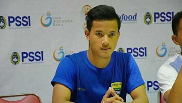 Philippe Coutinho hadir dalam Latihan Persib Bandung