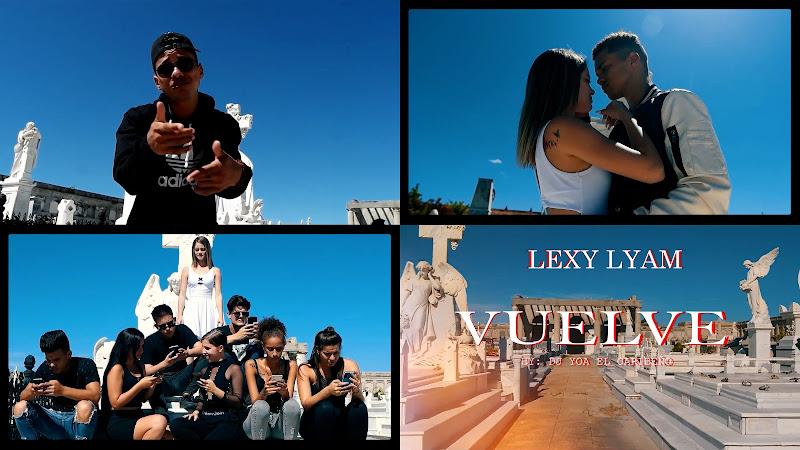 Lexy Lyam - ¨Vuelve¨ - Videoclip - Director. Dj Yoa el Caribeño. Portal Del Vídeo Clip Cubano. Música cubana. Reguetón. Cuba.