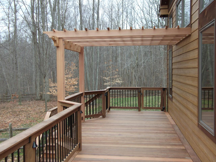 Second Story Deck Ideas For Your