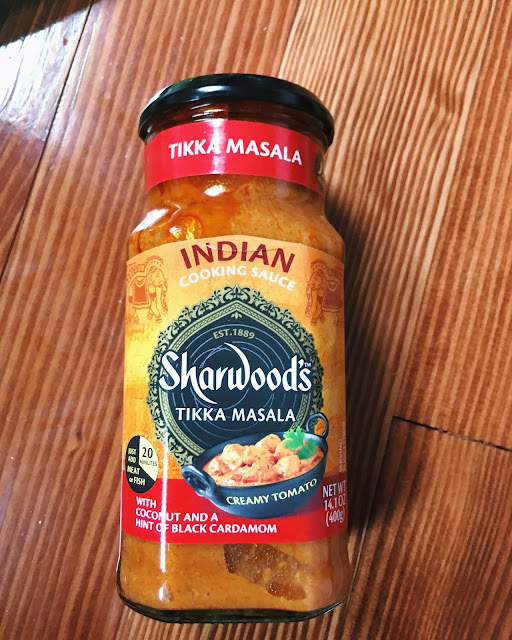 Sharwood's Tikki Masala Cooking Sauce