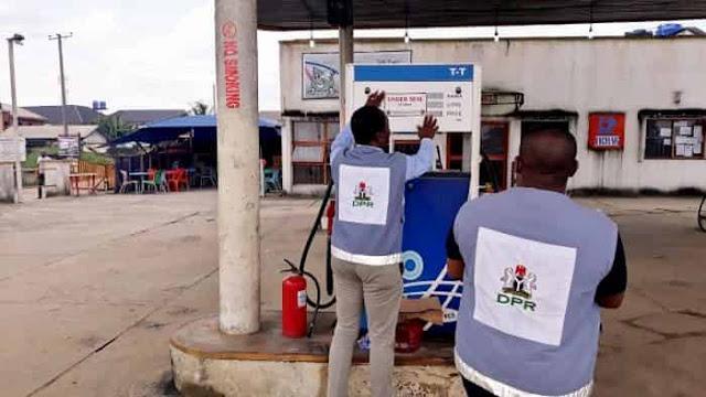 Petroleum station