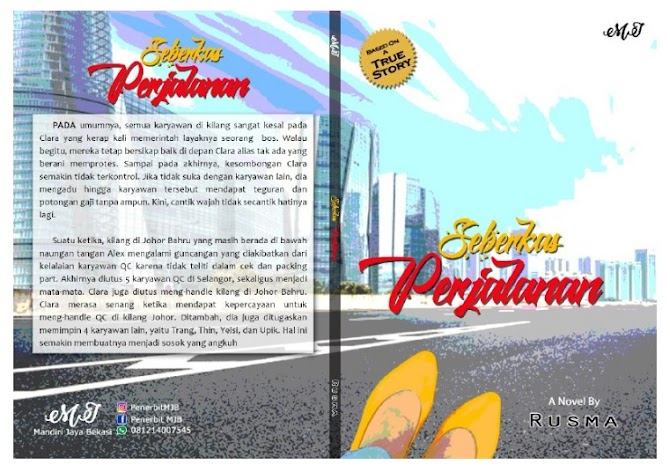 Review Novel Seberkas Perjalanan