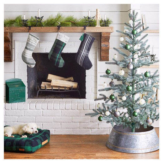 as youve probably heard the fixer upper folks have just come out with their new line of christmas and housewares decor called hearth and hand