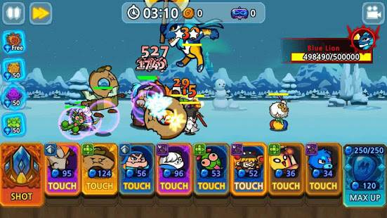 Monster Defense King مهكرة آخر اصدار