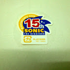 15th anniversary wrap sticker