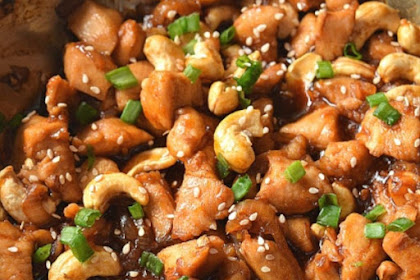 TRY THIS ULTIMATE CASHEW CHICKEN STIR FRY