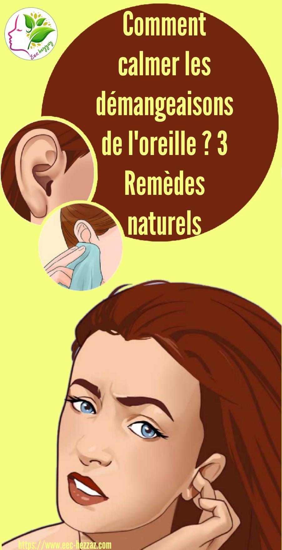 Comment calmer les démangeaisons de l'oreille ? 3 Remèdes naturels