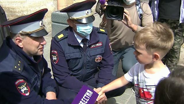 Удивительная история о спасении маленького мальчика и настоящем героизме полицейских