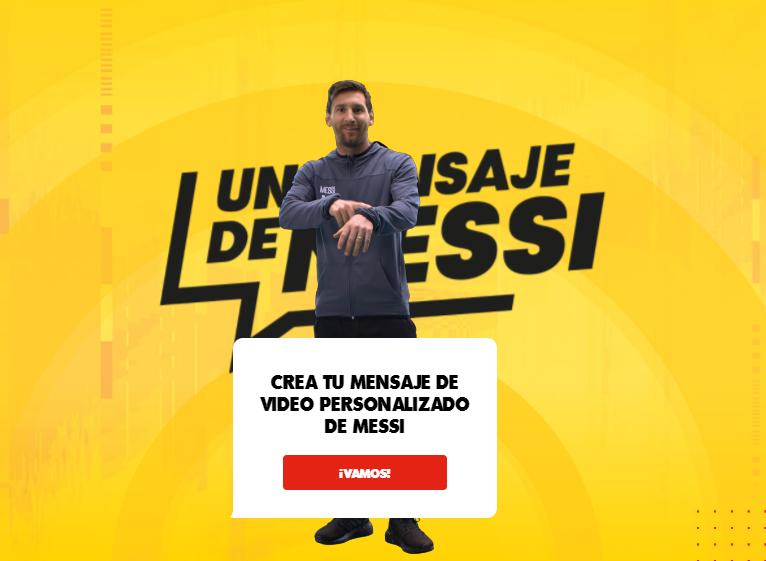 Promo Lays 2021 Messi