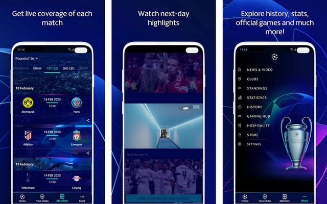 أفضل تطبيق متابعة اخبار مباريات كرة القدم للاندرويد