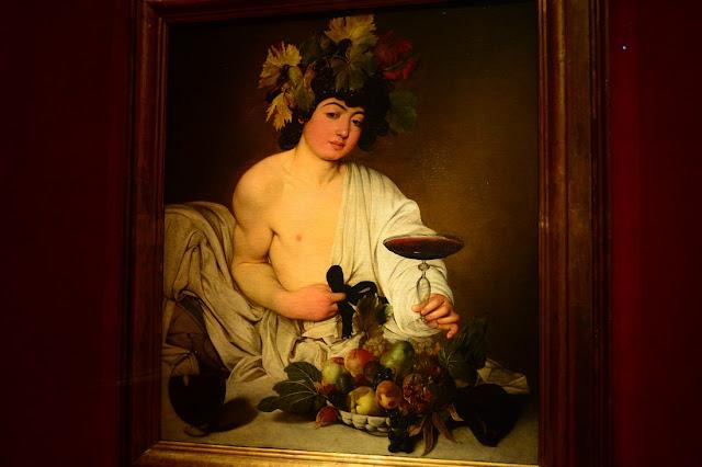 Caravage - Bacchus - 1590