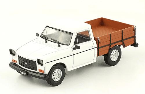 Ranquel Pick-Up 1989 1:43, autos inolvidables argentinos 80 90