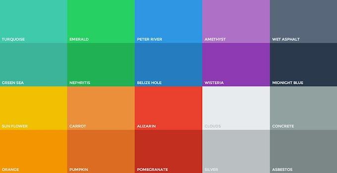 HTML Renk Kodu