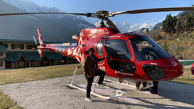Manali Helicopter Service