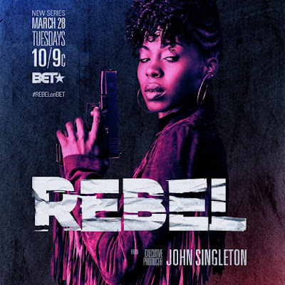 Rebel BET Series Poster