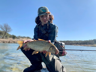 Will Cross, River carpsucker, carpsucker, carpsucker on the fly, fly fishing, fly fishing texas, texas fly fishing, Texas Freshwater Fly Fishing, Freshwater Fly Fishing, Carp on the Fly, Carp in Texas, Gabe Cross
