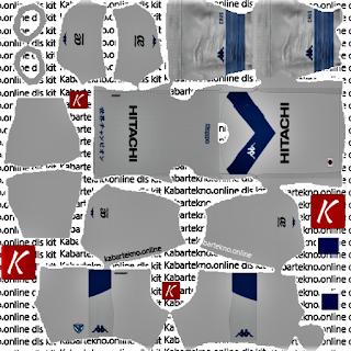 Velez Sarsfield 2020 Home Kits DLS 20
