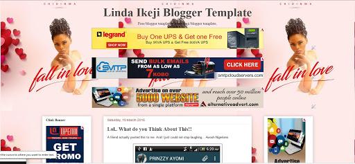 linda ikeji blogger template