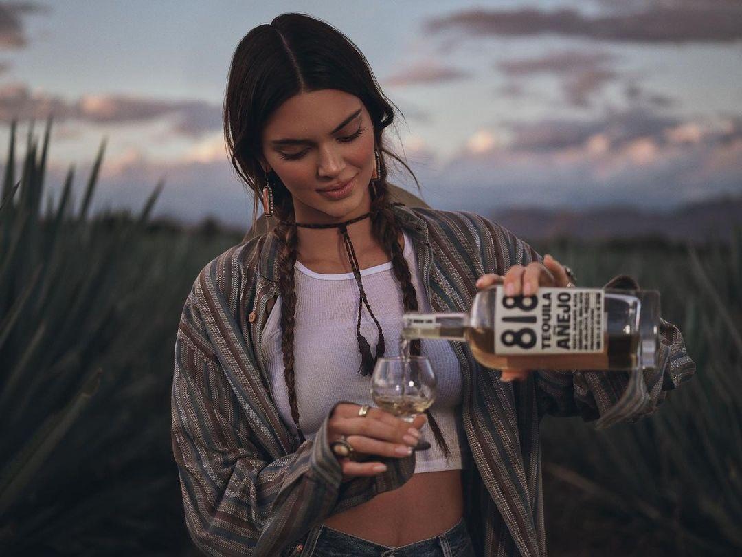Celebra el día Internacional del Tequila con  Kendall Jenner