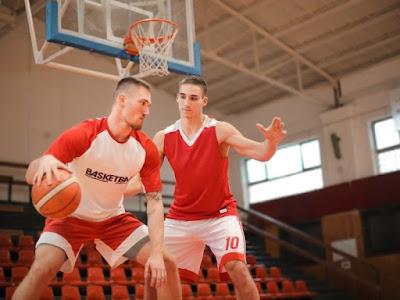 Športna oblačila za košarko
