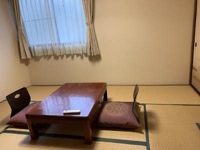 東秀館 2間客室 6畳部分