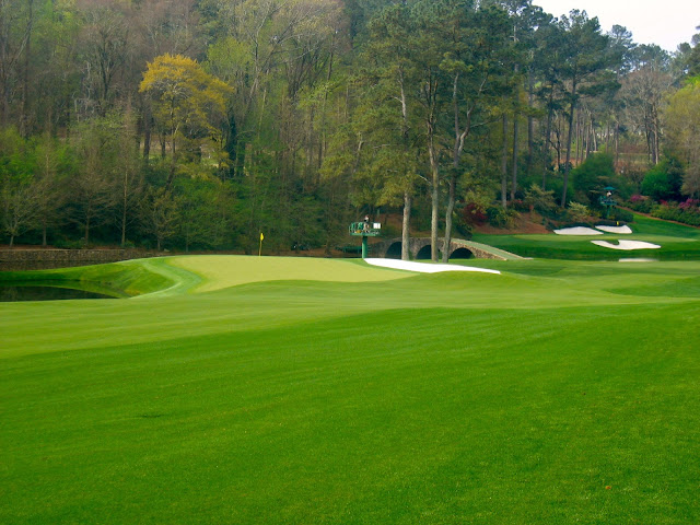 Amen Corner Augusta National