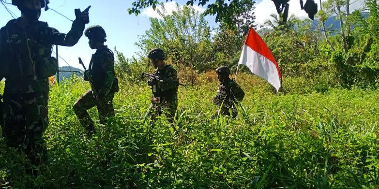 Penindakan Tim Gabungan TNI-Polri di Sugapa, 1 Orang Separatis Tewas